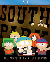 South Park: The Complete Twentieth Season [Blu-ray]