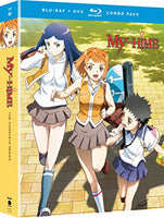 My-HiME: The Complete Series (Blu-ray/DVD Combo)