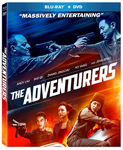 The Adventurers [DVD + Blu-ray]