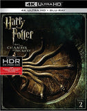 Harry Potter and the Chamber of Secrets (Ultra HD/BD) [Blu-ray]