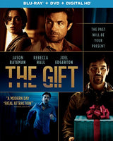 The Gift (Blu-ray + DVD + DIGITAL HD with Ultraviolet)