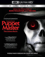 Puppet Master: The Littlest Reich (4K UHD) [Blu-ray]