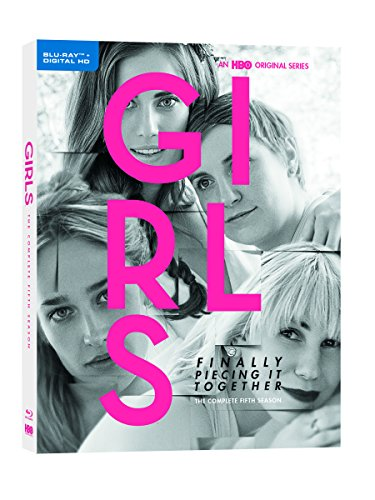Girls: The Complete Fifth Season (BD) [Blu-ray]