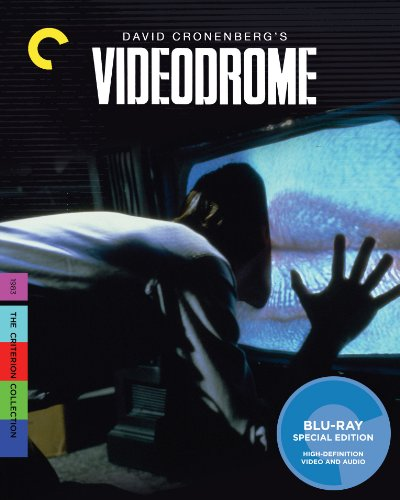 Videodrome (The Criterion Collection) [Blu-ray]