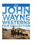 John Wayne Westerns Film Collection [Blu-ray]