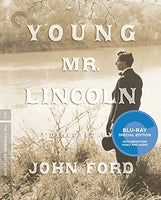 Young Mr. Lincoln (The Criterion Collection) [Blu-ray]