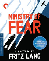 Ministry of Fear (Criterion Collection) [Blu-ray]