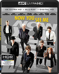 Now You See Me [4K Ultra HD + Blu-Ray + Digital HD]