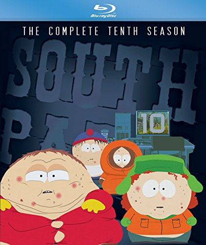 South Park: The Complete Tenth Season [Blu-ray]