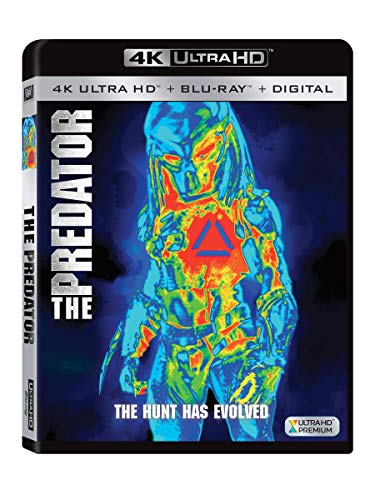 The Predator (2018) [Blu-ray]