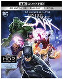 Justice League Dark (4K Ultra HD/Blu-ray/Digital)