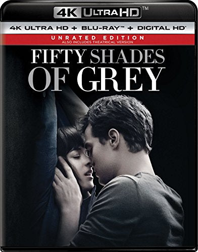 Fifty Shades of Grey [Blu-ray]