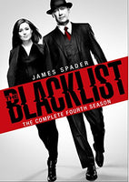 Blacklist, the - Season 04 [Blu-ray]