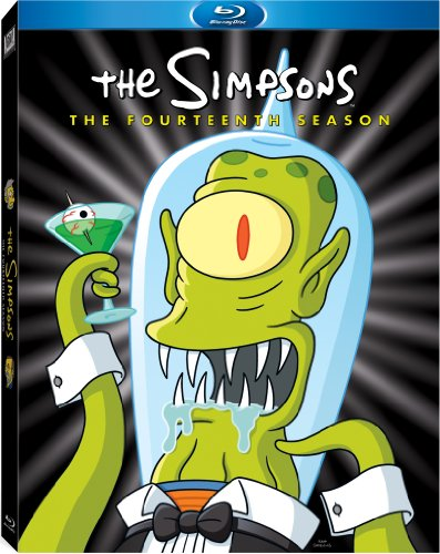 The Simpsons: Season 14 [Blu-ray]