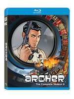 Archer : The Complete Season Six