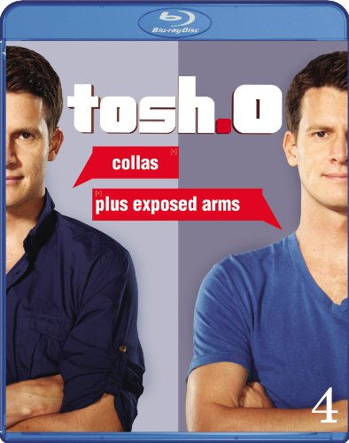 Tosh.0 - Collas Plus Exposed Arms [Blu-ray]