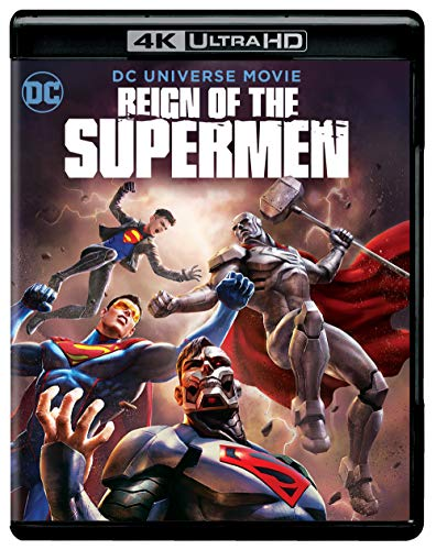 Reign of the Supermen (4K Ultra HD/Blu-ray)