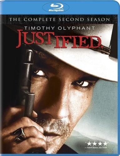 Justified: Season 2 [Blu-ray]