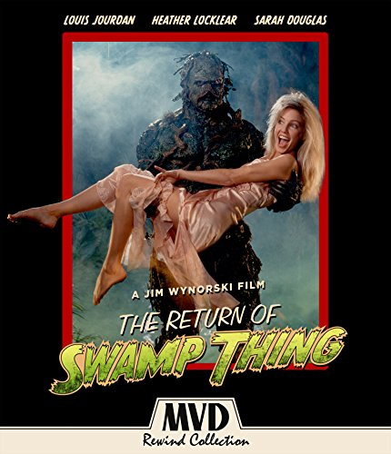 The Return of Swamp Thing (2-Disc Special Edition) [Blu-ray + DVD]