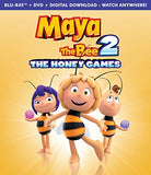 Maya The Bee 2: The Honey Games [Blu-ray]