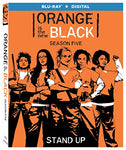 Orange Is The New Black Ssn 5 [Blu-ray]