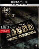 Harry Potter and the Prisoner of Azkaban (Ultra HD/BD) [Blu-ray]