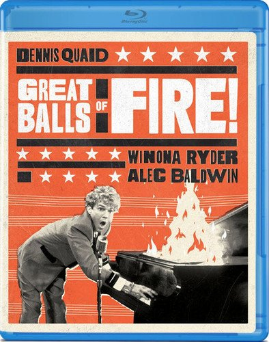 Great Balls of Fire [Blu-ray]