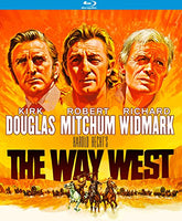 The Way West [Blu-ray]
