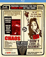 Chaos / Don't Look in the Basement - Double Feature [Blu-ray]