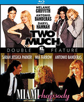Two Much / Miami Rhapsody - Antonio Banderas Double Feature {Blu-ray]
