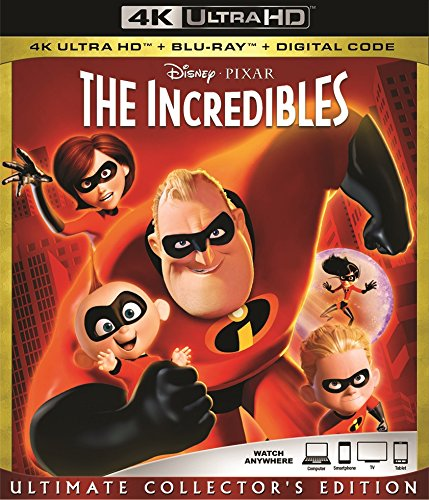 INCREDIBLES, THE [Blu-ray]