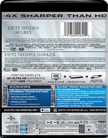 Fifty Shades of Grey / Fifty Shades Darker 2-Movie Collection [Blu-ray]