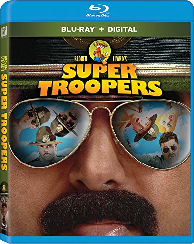Super Troopers [Blu-ray]