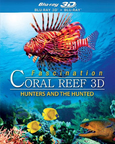 Fascination Coral Reef: Hunters and the Hunted [Blu-ray]