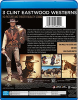 Clint Eastwood: 3-Movie Western Collection [Blu-ray]