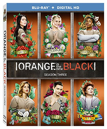 Orange Is The New Black: Season 3  [Blu-ray + Digital HD]
