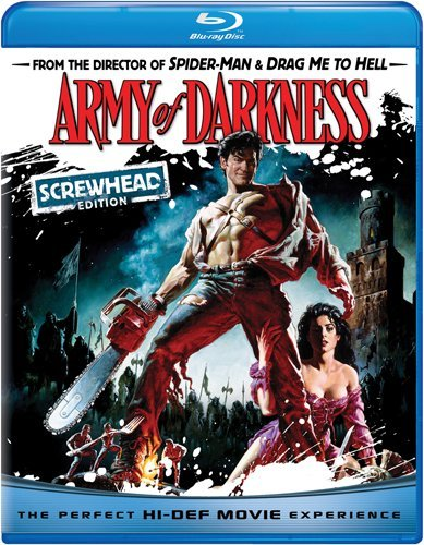 Army of Darkness (Screwhead Edition) [Blu-ray]