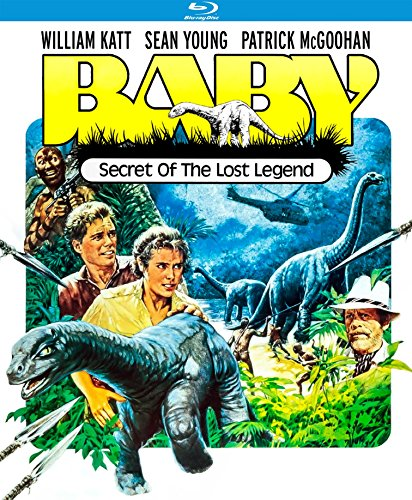 Baby: Secret of the Lost Legend [Blu-ray]