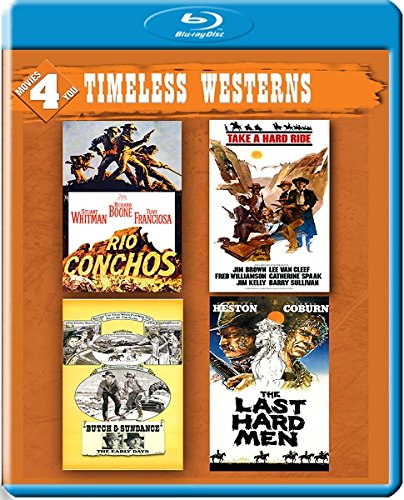 Movies 4 You: Timeless Westerns [Blu-ray]