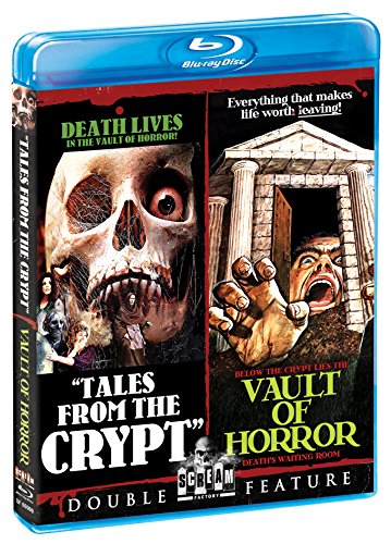 Tales From The Crypt / Vault Of Horror [Blu-ray]