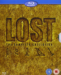 Lost Seasons 1-6 [Blu-ray]