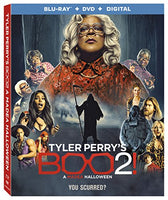 Tyler Perry's Boo 2! A Madea Halloween [Blu-ray + DVD]