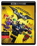 Lego Batman Movie, The (2017) (4K UHD/BD) [Blu-ray]