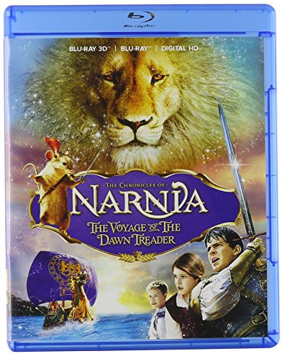 Chronicles Of Narnia, The: The Voyage Of The Dawn Treader Blu-ray 3d