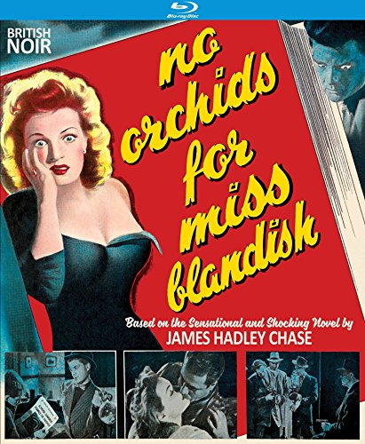 No Orchids for Miss Blandish (1948) (70th Anniversary) [Blu-ray]