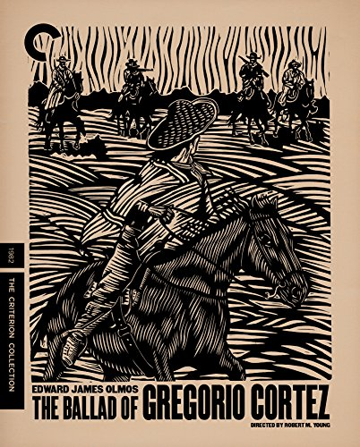 The Ballad of Gregorio Cortez [Blu-ray]