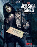 JESSICA JONES: THE COMPLETE FIRST SEASON (HOME VIDEO RELEASE) [Blu-ray]