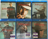 Justified: The Complete Series [Blu-ray]