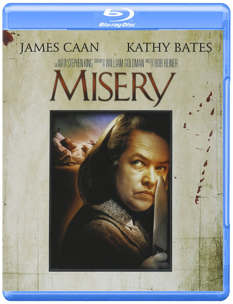 Misery Blu-ray w/ Halloween Fp
