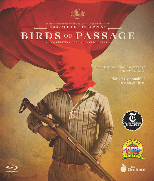 Birds Of Passage [Blu-ray]